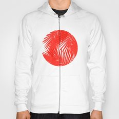 Palms Red Hot Hoody