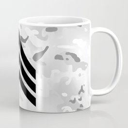 Sergeant (Snow Camo) Coffee Mug