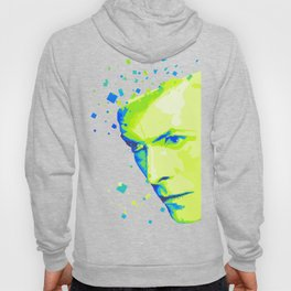 Bowie - White duke Hoody