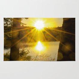 Sunset Flare Rug