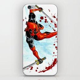 Maximum Effort iPhone Skin