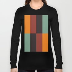 Stripes and swatches Long Sleeve T-shirt
