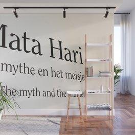 Mata Hari part 2 Wall Mural