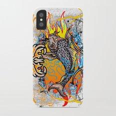Fish Tat. Slim Case iPhone X