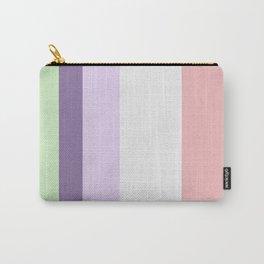 Tana Bush Stripes Carry-All Pouch