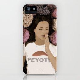 Peyote Field iPhone Case