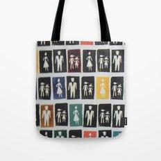 Mad men Tote Bag