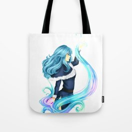 Water Nebula, sir! Tote Bag