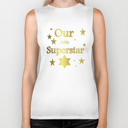 Superstar Glam Biker Tank