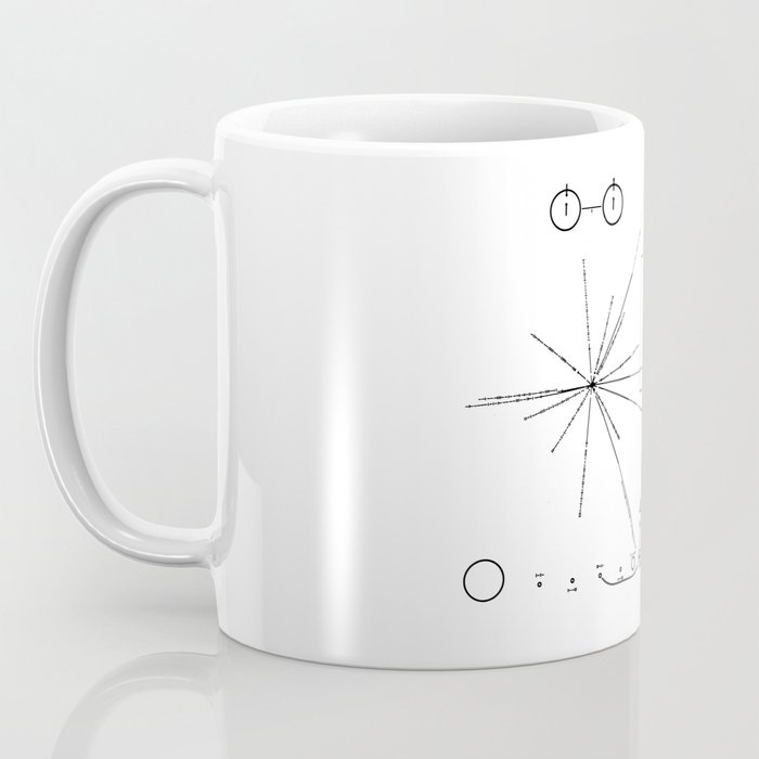 SETI Alien search by NASA Coffee Mug