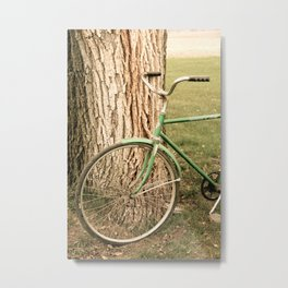 You'll look sweet, upon the seat... Metal Print
