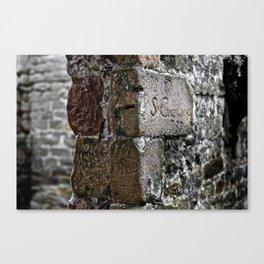 le vieux moulin à Chatsworth Canvas Print