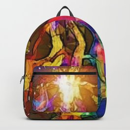 """That Which Seeks"" Backpack"