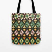 geo Tote Bags featuring Geo by Sproot