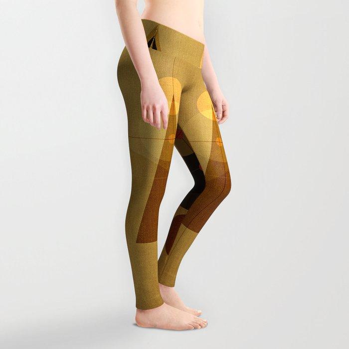 Geometric/Abstract 5 Leggings