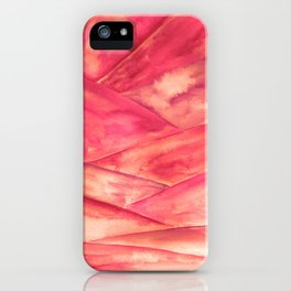 Purple Dune iPhone Case
