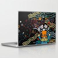 carnival Laptop & iPad Skins featuring Carnival by Kakel
