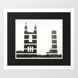 St Andrews  Art Print