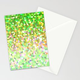 Mosaic Sparkley Texture G150 Stationery Cards