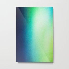 BLUR / tropical Metal Print