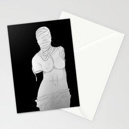 Reconstruction of De Milo Stationery Cards
