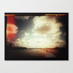 your street Canvas Print