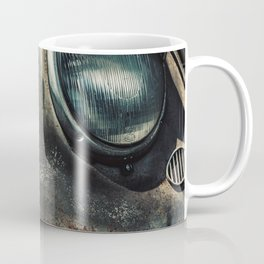 Classic Car Enjoying Retirement Coffee Mug