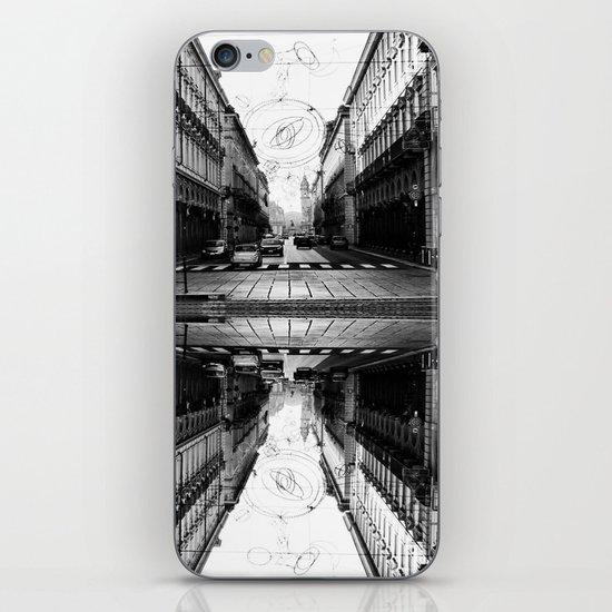 Torino UNDERWORLD iPhone & iPod Skin