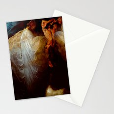 Ascension  of the soul Stationery Cards