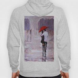 Walk under the rain Hoody
