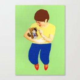The Caregiver Canvas Print