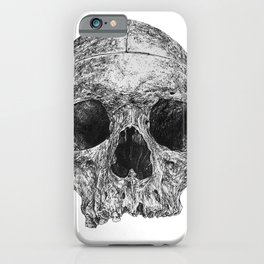 Cranium A iPhone Case