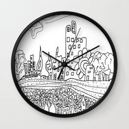 Ciudad de mis amores. Wall Clock