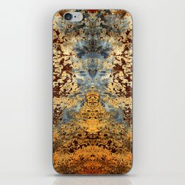 Beautiful Rust iPhone Skin