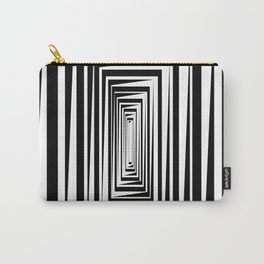 black art square Carry-All Pouch