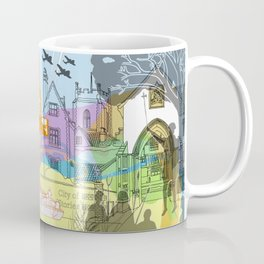 Norwich- City of Stories Coffee Mug