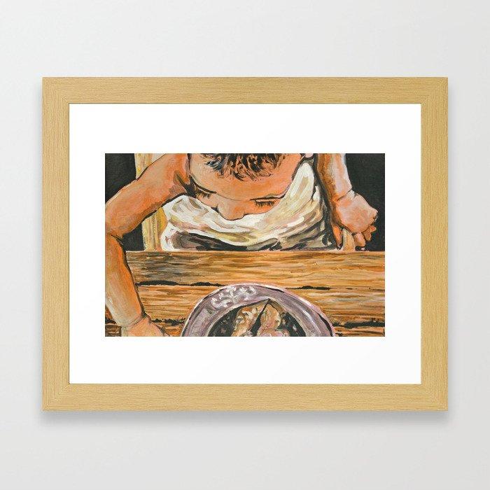 Bird's Eye View  Framed Art Print