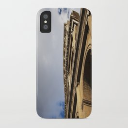 Tides of Time and Men iPhone Case