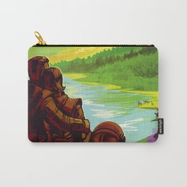 Earth - Your Oasis in Space Carry-All Pouch