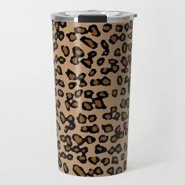 Digital Leopard Travel Mug