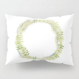Initial O Pillow Sham