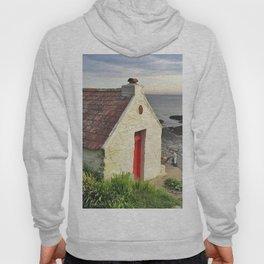 Irish cottage, Ireland Hoody