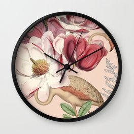 Vincent Van Gogh x Nature = Love #02 Wall Clock