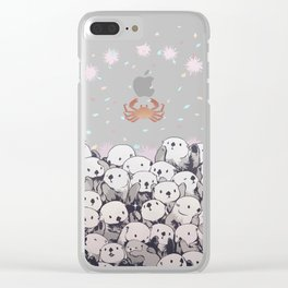 Parade Clear iPhone Case