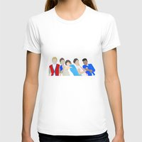 one direction T-shirts featuring One Direction by Natasha Ramon
