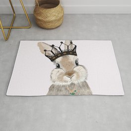 The King of Easter Rug