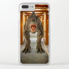 I Want An Upgrade Clear iPhone Case