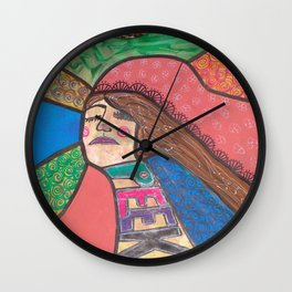 Peek Wall Clock