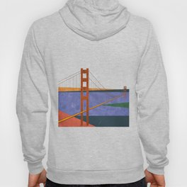 Golden Gate Bridge II Hoody