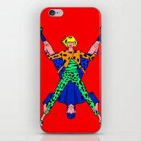kenzo iPhone & iPod Skins featuring Kenzo Pop Art by Alli Vanes